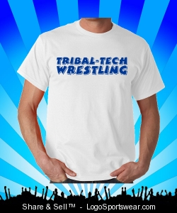 Tribal-Tech Wrestling Design Zoom